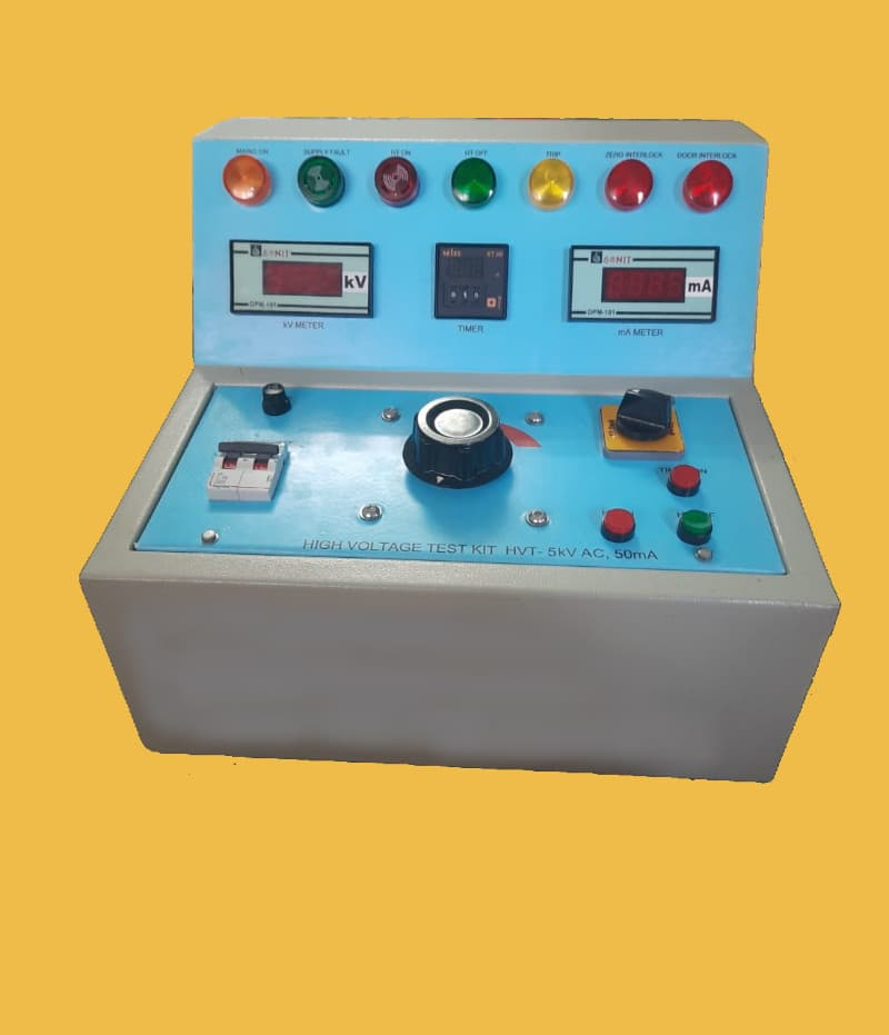 High Voltage Testers