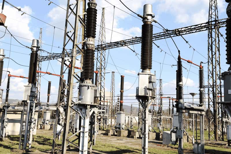 Substations Services Provided by Skipper