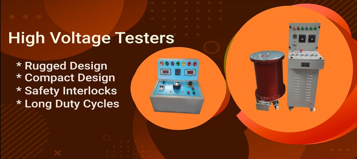 High Voltage Products designed by Skipper Group's Skipper Industries.